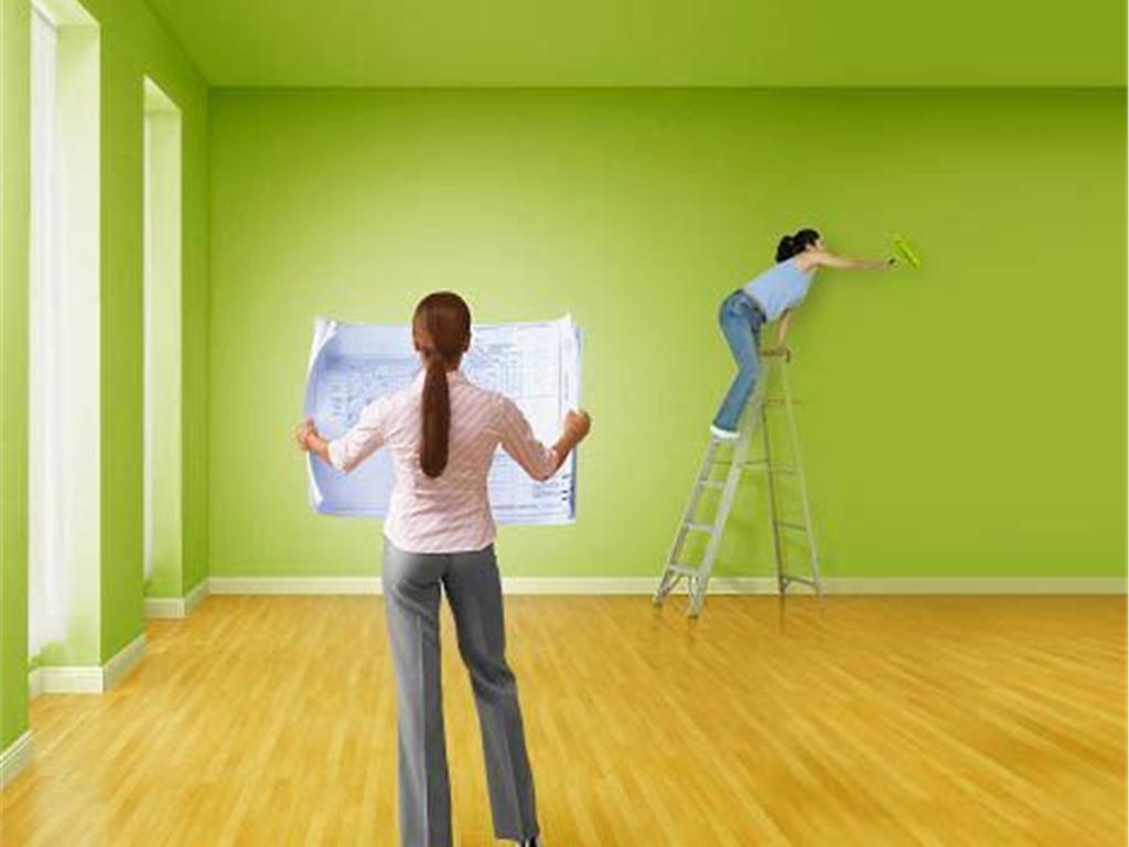 Косметический ремонт квартир компания \