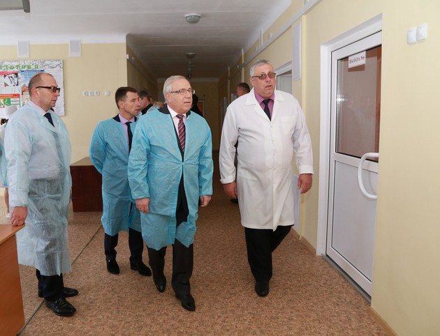 Поликлиника 22 больницы уфа